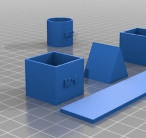 Levers Experiment Kit