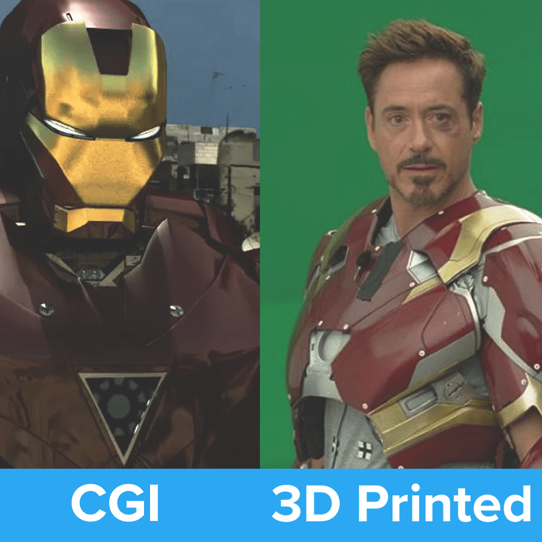 Iron Man & Black Panther - 3D Printing Super Heroes | The